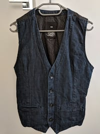 Jeans Waistcoat for Men - Size M