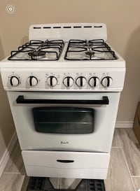 """24"""" gas oven"""