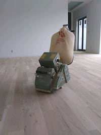 Floor sanding and installation
