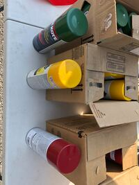 20 boxes of spray paint  Cornwall, K6K 0A8