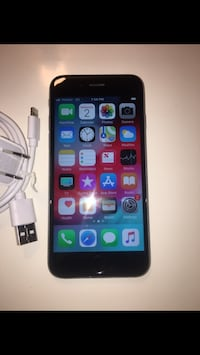 Unlocked to any carrier Space Gray iphone 6 16GB Washington, 20002