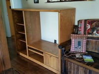Entertainment center good condition  New Florence, 15944