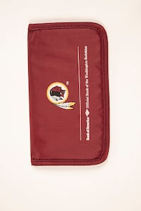 Redskins Collector's Item Clinton