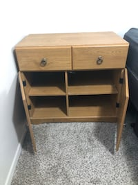 Wooden night stand/cabinet Orem, 84097
