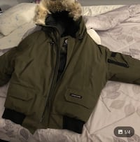 AUTHENTIC CANADA GOOSE ARMY GREEN Laval, H7P