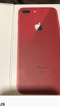 PRODUCT RED iPhone 8 Plus box Channelview, 77530