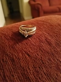 14 karat gold engagement ring  Chesapeake, 23320