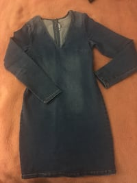 Jeans stretch dress size large  Montréal, H4M