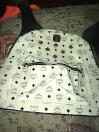 white mcm backpack Woodbridge, 22191