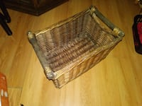 Wicker Basket and comes with Handles  Winnipeg, R3B 1Z8