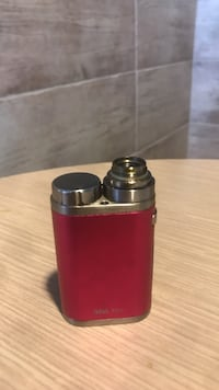 red iStick Pico mod