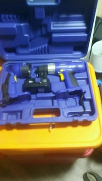 blue and black power tool Olympia, 98502