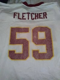 white and red NFL jersey 369 mi