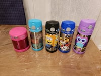 Thermos bottles