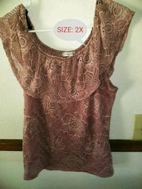 Women's Top Hesperia, 92345