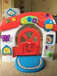 Fisher Price Laugh & Learn Smart Stages Home Media, 19063