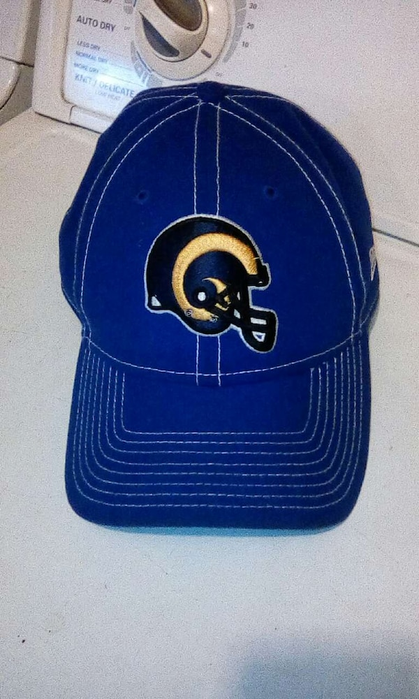 9f9d2bcbc9aa2 Used blue NFL Rams baseball cap for sale in Los Angeles - letgo