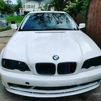 2002 BMW 3 Series 325ci e46 tradeorsale motorcycle Rahway