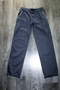 Burberry Youth 14Y cotton trousers / pants  Mississauga, L4Z 0A3
