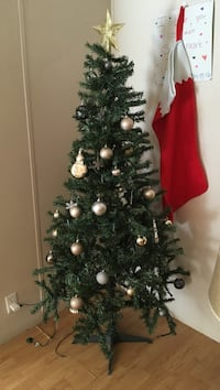 Christmas tree Silver Point, 38582