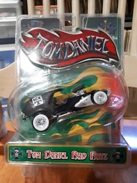 Toy Zone Rare 1/43 Diecast Rat Rod Guelph