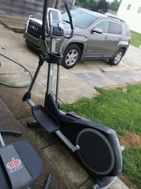 black and gray elliptical trainer Canal Winchester, 43110
