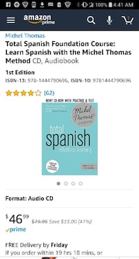 Learn Spanish Arlington, 22201