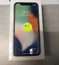 Brand New IPhone X 256gb (AT&T) Anchorage, 99508