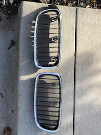 BMW OEM silver grill cover Owings Mills