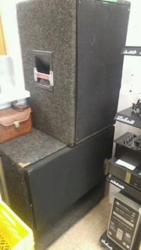 black and gray home theater system Gatineau, J9H 0E5