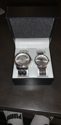 His and hers Caravelle watches  Vaughan, L4H 0W3