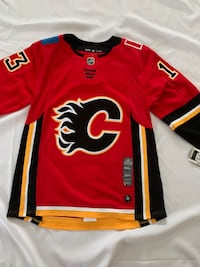 Brand new Flames Jersey #13