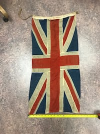 World war flag Langley, V1M 3T1
