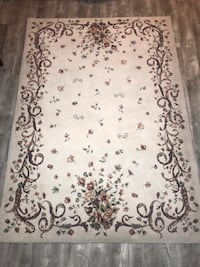 Floral Shaw Rug