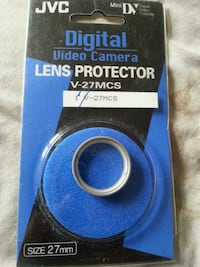 JVC Japan DV Camera Lens Protector 27mm  V-27MCS Richmond Hill, L4B 4R8