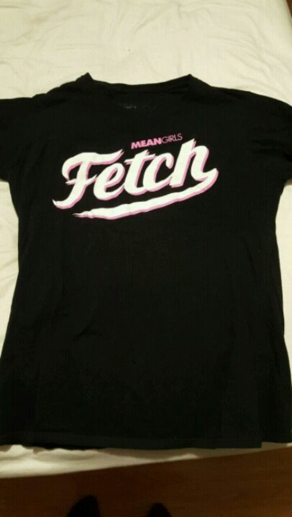 Mean girls FETCH t shirt 22eeed55-4b8a-4cdb-9e5b-78f6eb8d6dda