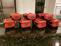 HILTI 22V BATTERIES  Richmond, V6X 1C5