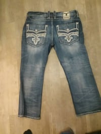 "Mens 38"" Rock revival Burnsville, 55306"