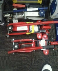 2 ton car jacks (39.95 each)