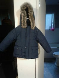 Boys 12-18 months hooded winter jacket  Nanaimo