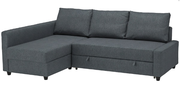 Stupendous Ikea Friheten Sleeper Sectional 3 Seat W Storage Pdpeps Interior Chair Design Pdpepsorg