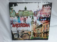 Amsterdam & London Canvas Paintings Garden Grove, 92840