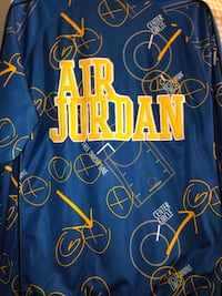Retro Air Jordan track jacket  Herndon, 20170