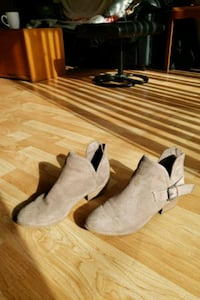 Jore nude ankle booties Oakland, 94610