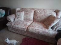 Two look alike couches
