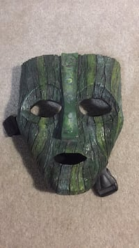 Jim Carey's The Mask from movie  London, N6G