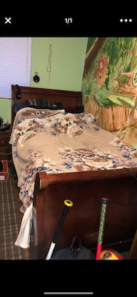 Twin size bed frame Moorpark, 93021