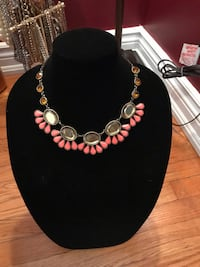J crew statement necklace  Oakville, L6H 1Y4