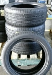 245-40-19 Pirelli Cinturato P7 A/S Runflat Tires  Prince George's County, 20746