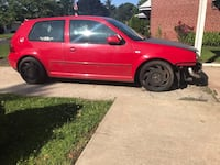 Volkswagen - Golf - 2001 wheels not for sale